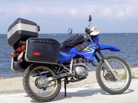 無敵の燃費とランニングコストは旅にピッタリ!