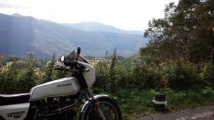 空冷バイクはオイルには常に気を使いましょう