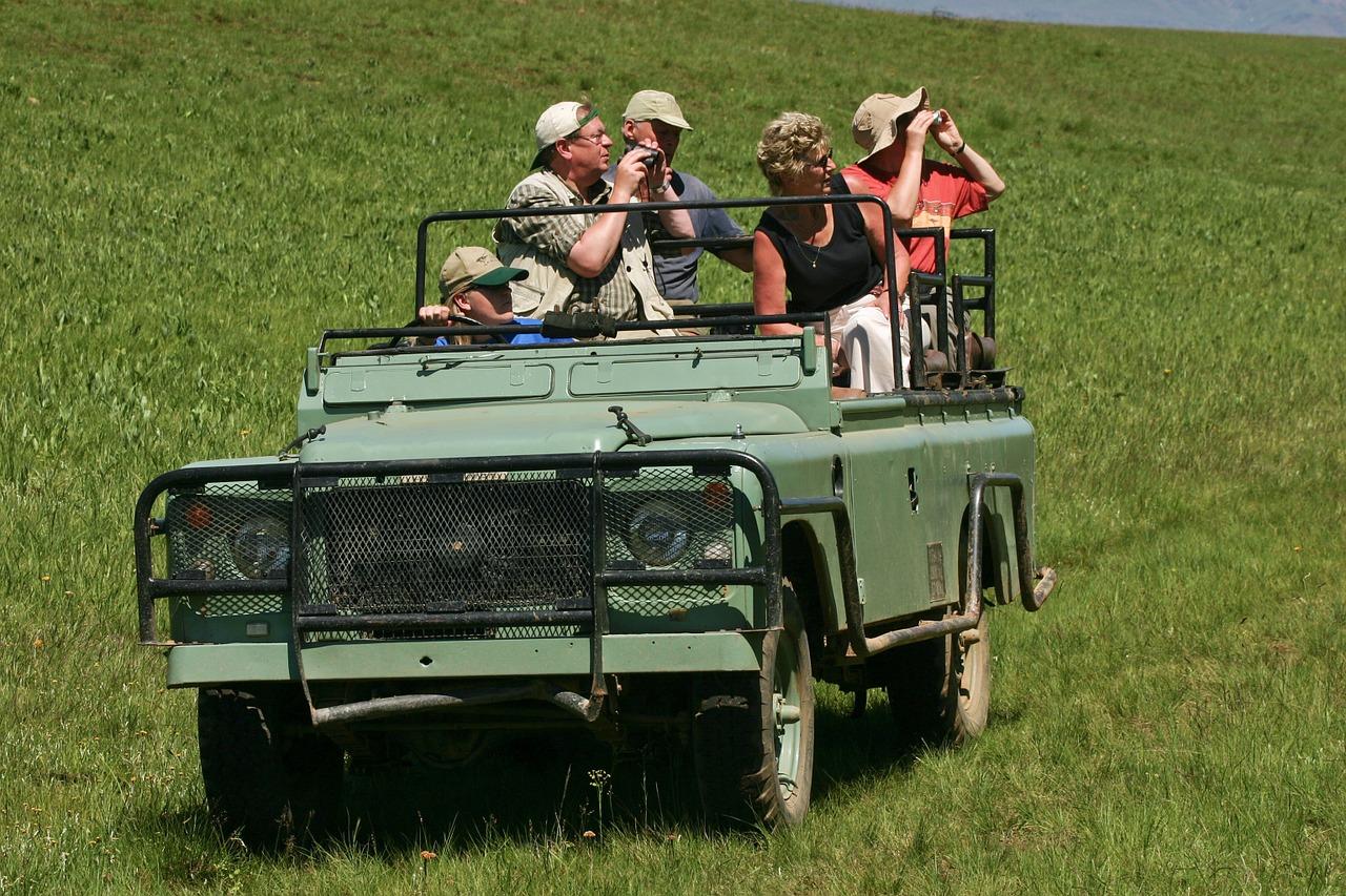 英国の軍用車両、ランドローバー