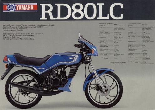 RZ50の輸出版は80!国内販売されてたら借金してでも買った!