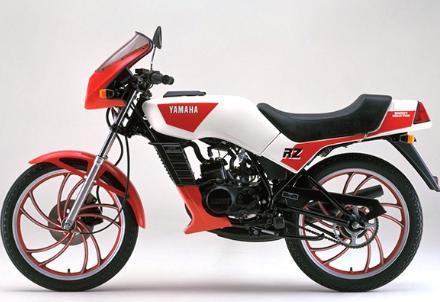 これが50ccの馬力自主規制のきっかけマシン