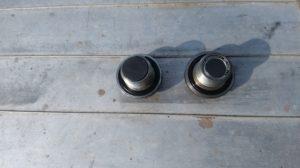ドレンボルトも社外品は磁石面が大きく改善されているのだ。