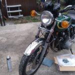 空冷バイクはオイルの鮮度が命ですよ