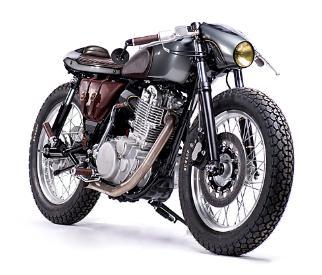 バイクはかっこいいもんじゃないと