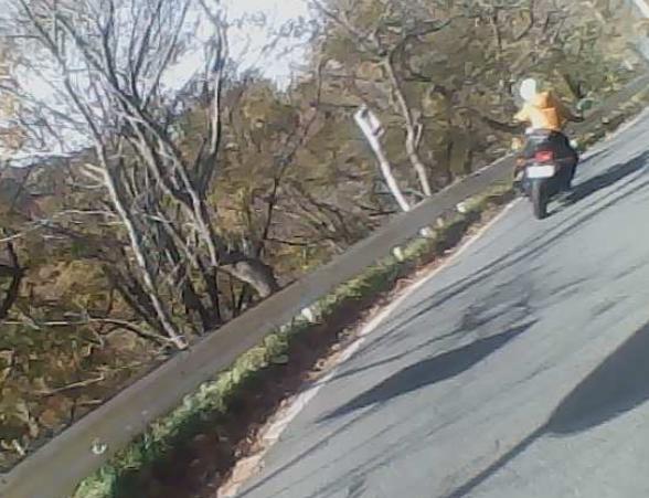 バイクに車載カメラを搭載してみました