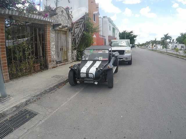 税金と保険が安ければこういうふざけた車を田舎で所持するのも素敵です。