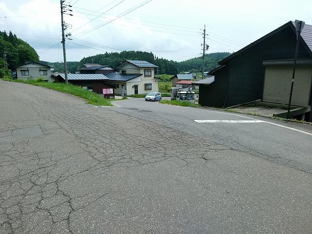 野尻湖の手前で、あまりにあっけなく県道36号が終わったのでビックリだ。