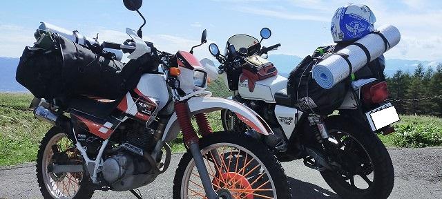 どんなバイクでも楽しめるンもが県道ツーリングのいい所。