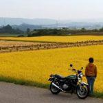 Z750D1。日本の原風景によく似合うのですよ。