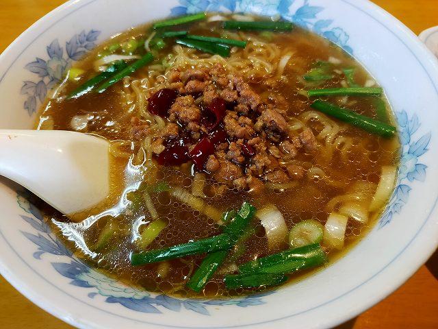最近ワタクシが好きな台湾ラーメン。