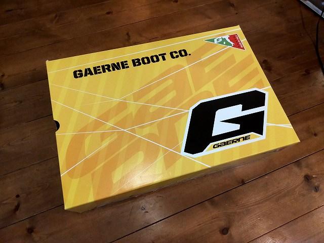 この箱が届いたのでテンション上がりまくり。