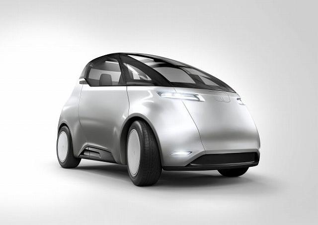 EV車はどうせならクルマっぽくなさ。をデザインすべき。