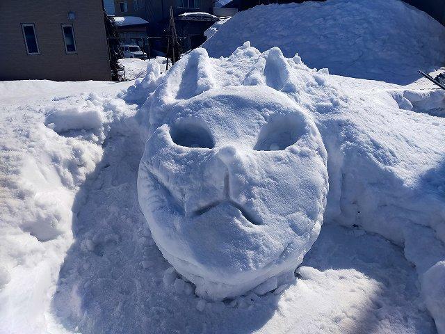 全く関係ないですが飯山雪祭りの画像をお楽しみください。