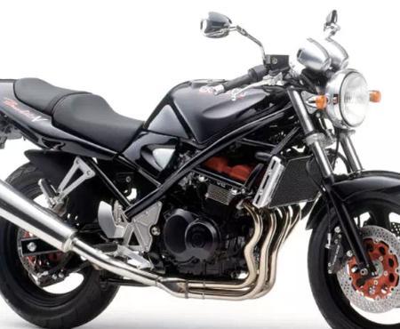 BANDIT400V。なんで人気ないのかわからない位、綺麗なバイクです。