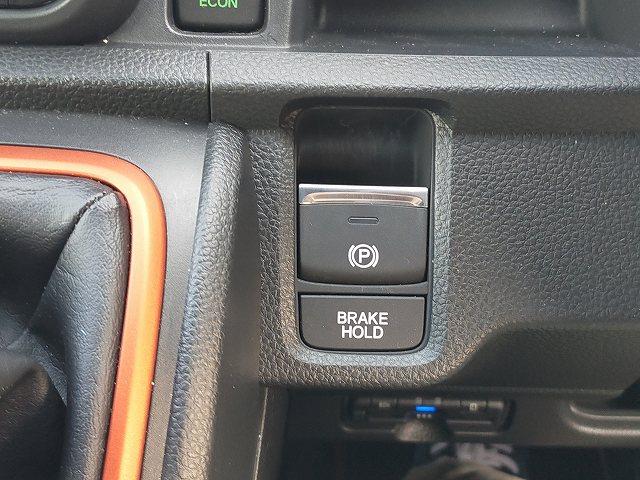 HONDA N-ONE RS。このスイッチが良くわからず。