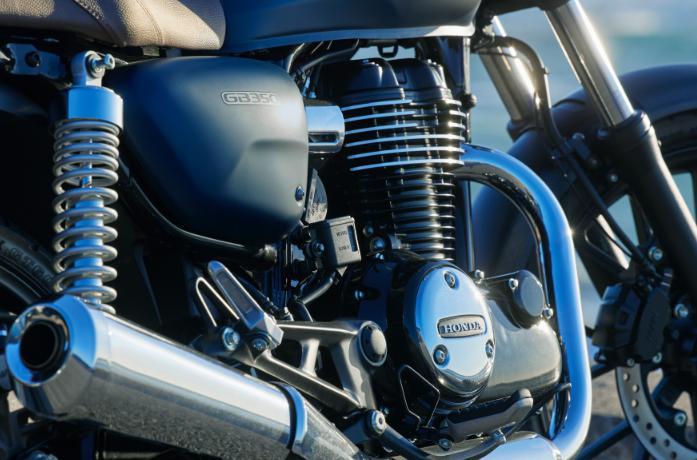 GB350。このエンジンに期待する。
