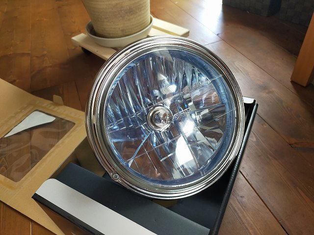 RAYBRICのヘッドライトユニット
